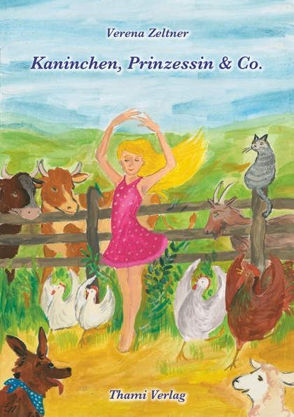 Cover: Kaninchen, Prinzessin & Co.